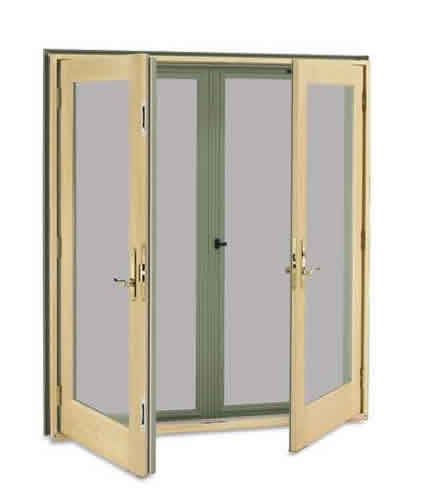Elegant Marvin Inswing French Door